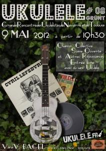 Grünt # 08 (rencontre ukulele Toulouse)