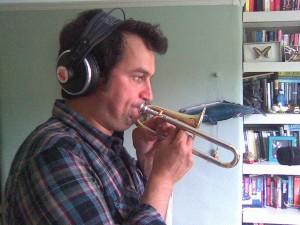 John et le piccolo trombone