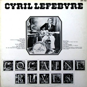 couverture de Cocaine Blues